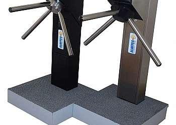 Catraca eletronica biométrica