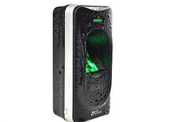 Controle de acesso biométrico para elevadores