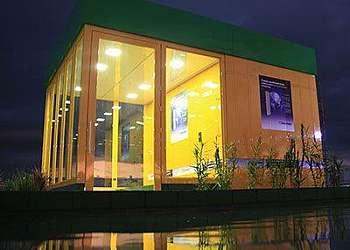 Data center modular container