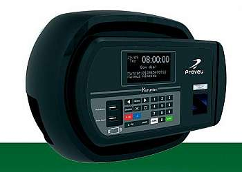 Preço relógio de ponto biométrico